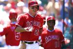 ... Extension Would Be Win-Win for Trout, Halos