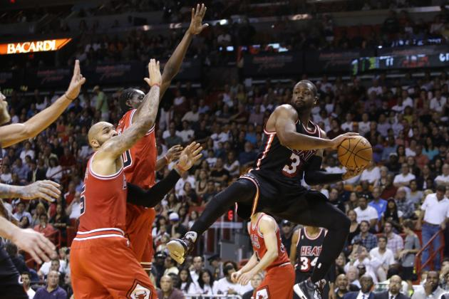 Chicago Bulls vs. Miami Heat: Postgame Grades and Analysis