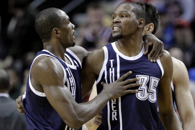Are Oklahoma City Thunder Asking Too Much from Kevin Durant?