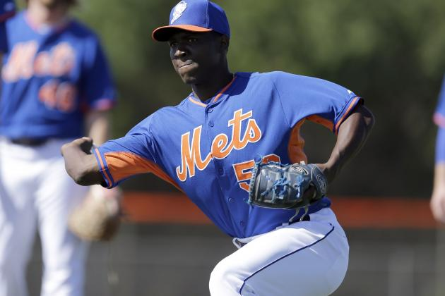 Rafael Montero to Start Mets' First Grapefruit League Game