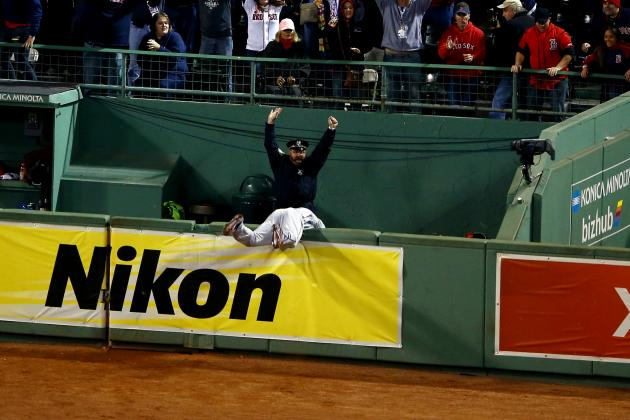 Hunter Paid a Price for Fenway Flip