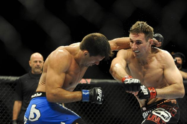 UFC 170 Results: 3 Fights for Rory MacDonald to Take Next