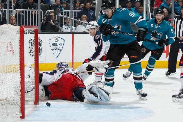 Sharks Look to Improve Power Play After Olympic Break