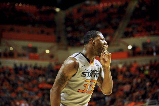 Oklahoma State's Marcus Smart Makes Big 12 History Against Texas Tech