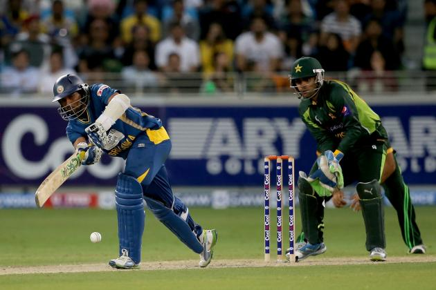 Pakistan vs. Sri Lanka, Asia Cup ODI: Date, Time, TV Info and Preview