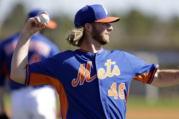 Walters Hoping to Find Role in Mets' Bullpen