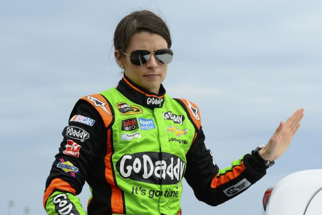 Danica Patrick Must Show Patience to Claim an Elusive NASCAR Victory
