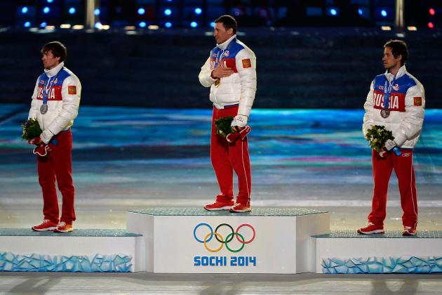 Olympic 2014 Results: Medal Winners and Highlights from Each Event on Final Day