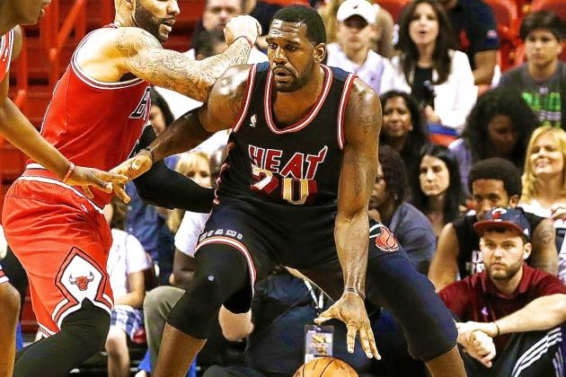 Greg Oden Comes in Handy in Solid Spot Start for LeBron James