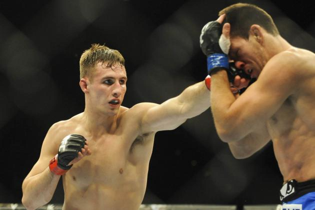 Rory MacDonald Stabbed Hand While Cutting Avocado, Almost Missed UFC 170