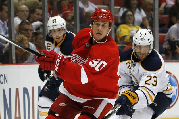 Why Stephen Weiss Will Make Up for Poor 2013-14 Start After NHL Resumes