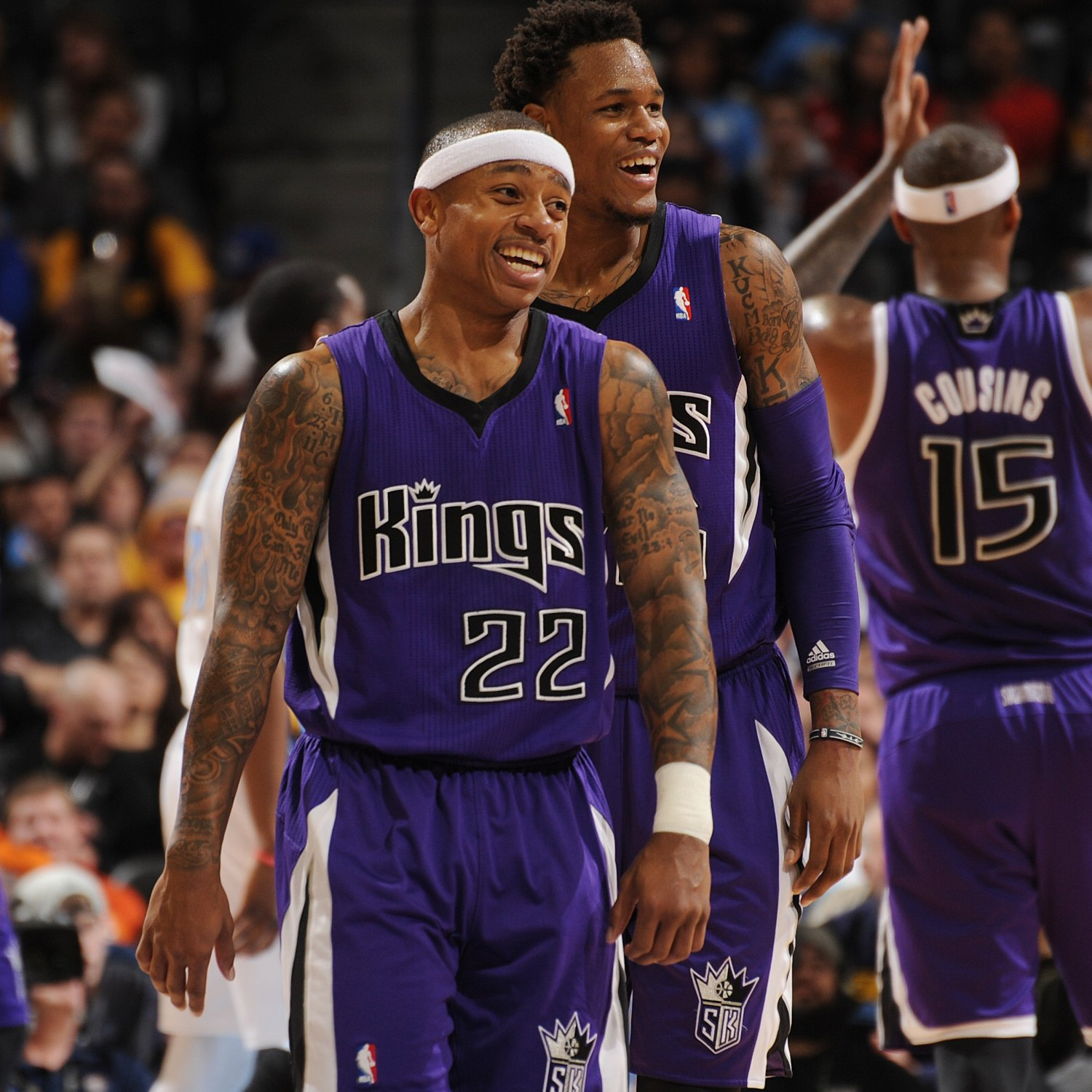 Sacramento Kings Vs. Denver Nuggets 2/23/14: Video