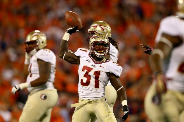 Terrence Brooks NFL Draft 2014: Highlights, Scouting Report and More