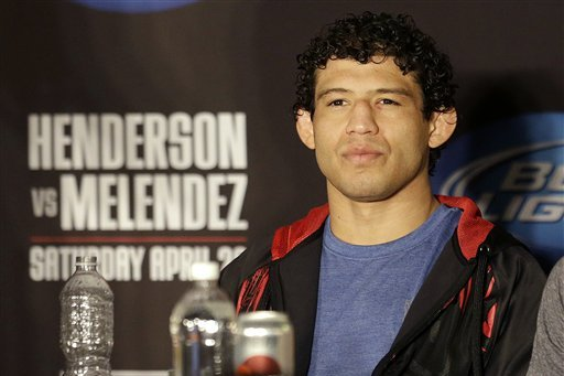Melendez Re-Signs with the UFC, Coaches TUF 20 Opposite Champion Pettis