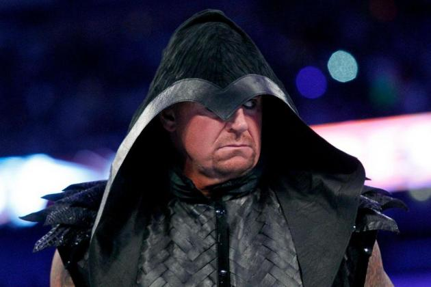 The Undertaker Must Return to WWE to Buoy Weak WrestleMania Build