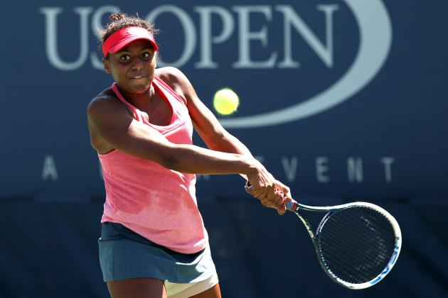 Meet Tornado Alicia Black, Teen Tennis Prodigy Ready to Take the WTA By Storm