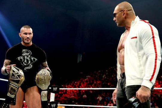 Randy Orton vs. Batista Will Stink Up WrestleMania 30