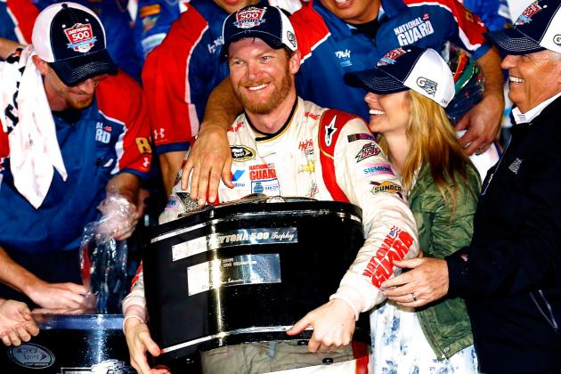 Dale Earnhardt Jr.'s Win Transforms 2014 Daytona 500 from Disaster to Delight