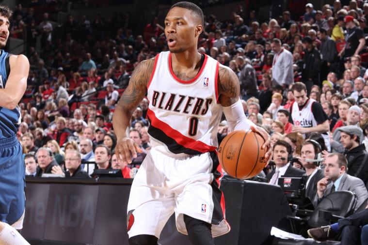 Report: Damian Lillard Will Opt out of Adidas Contract, Become Shoe Free Agent