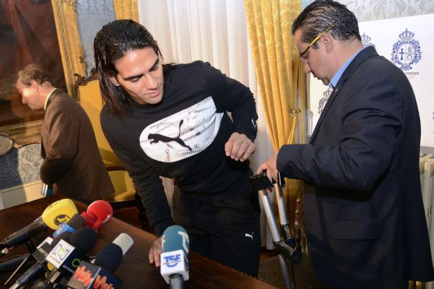 Jose Mourinho Hints at Falcao Chelsea Transfer, Rules out Zlatan Ibrahimovic