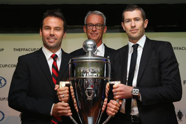 FFA Cup Launched in Sydney