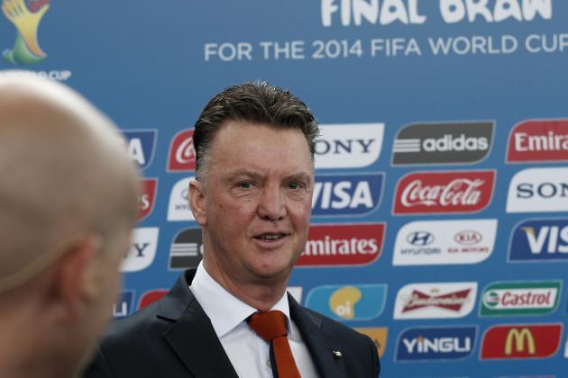 Louis Van Gaal Hints He Will Replace Tim Sherwood as Tottenham Manager