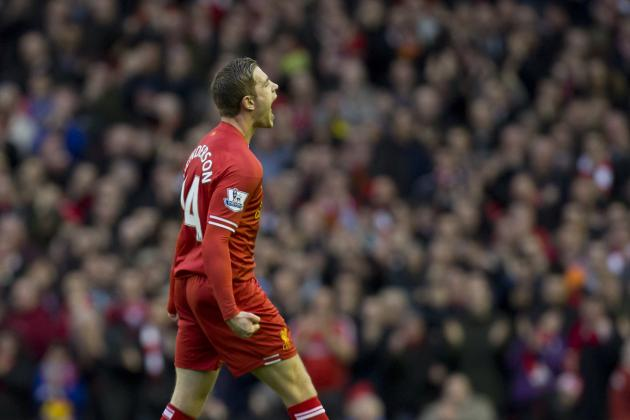 Charting the Rejuvenation of Liverpool Midfielder Jordan Henderson