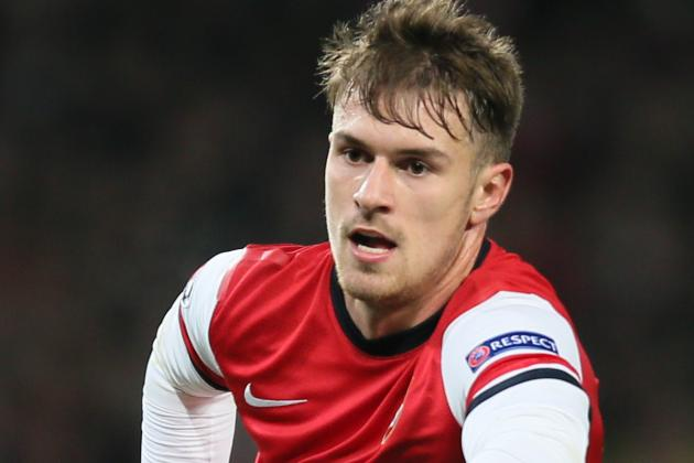 Aaron Ramsey Warned 'All Bets Are Off' When Stoke City Face Arsenal