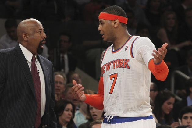 How Carmelo Anthony's Decision Will Affect NY Knicks' Coaching Needs