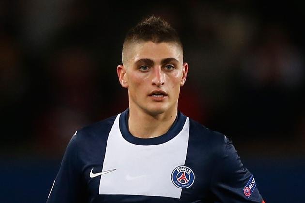 Zeman: Verratti Must Go to Brazil