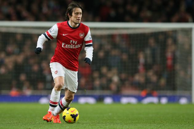 Why Tomas Rosicky Is So Important to Arsenal's Season