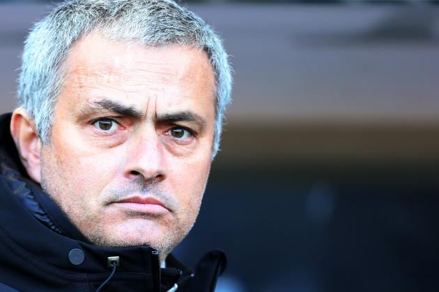 Jose Mourinho Mocks Samuel Eto'o and Rules Out Chelsea Title Charge