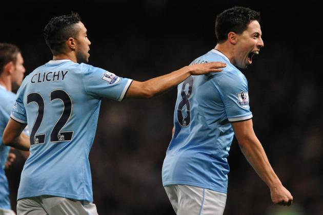 Why Samir Nasri Will Ensure Manchester City Don't Fall Foul of Arsenal Curse