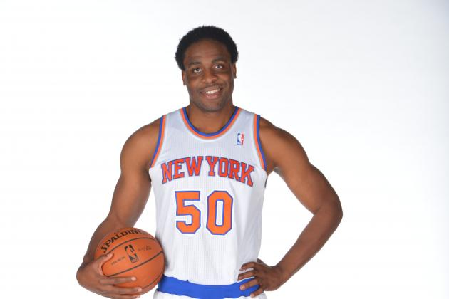 New York Knicks Reportedly Mulling a Run at Free-Agent Big Man Ike Diogu