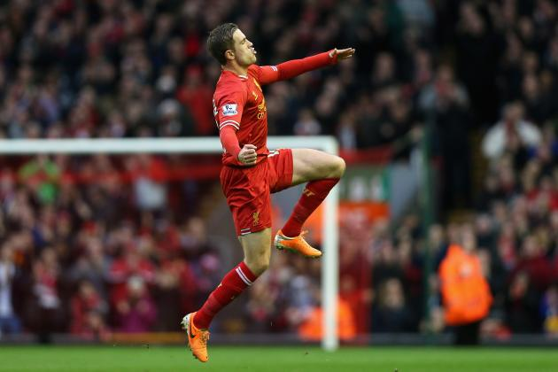 Film Focus: Henderson's Surges, Midfield Energy Win It for Liverpool vs. Swansea