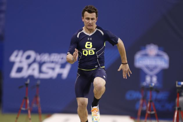 NFL Combine 2014: Top Moments and Performances from Exciting Weekend