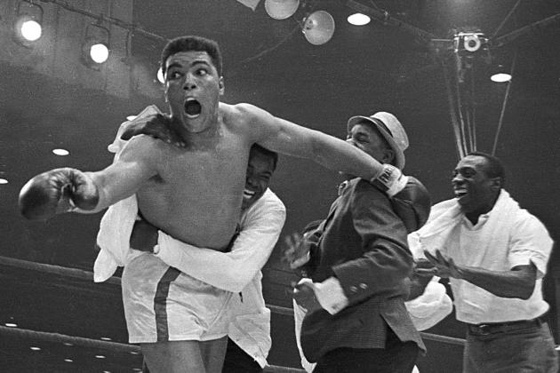 Muhammad Ali's Gloves from 1964 Sonny Liston Fight Sell for $836,500