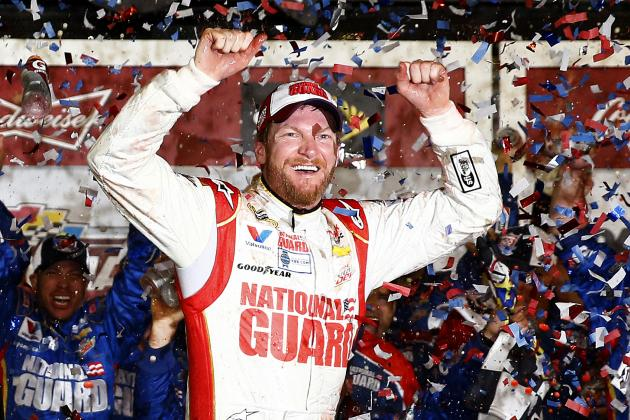 Daytona 500 Winner Dale Earnhardt Jr. Gains Momentum for Sprint Cup Championship