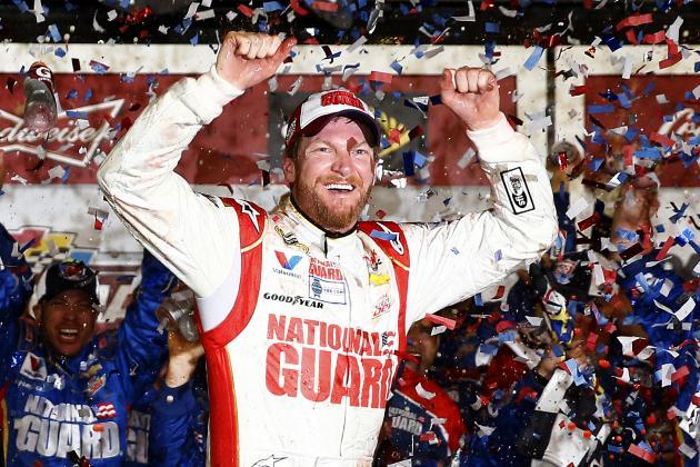Daytona 500 Winner Dale Earnhardt Jr. Gains Momentum for Sprint Cup Championship