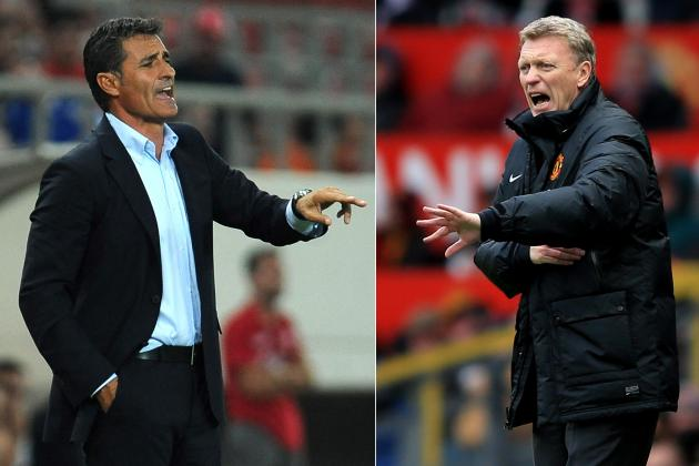 Film Focus: Manchester United's Trip to Olympiakos Is Balancing Act for Moyes