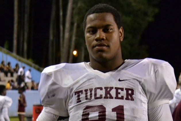 Defensive Line Commit Jonathan Ledbetter Visits Auburn
