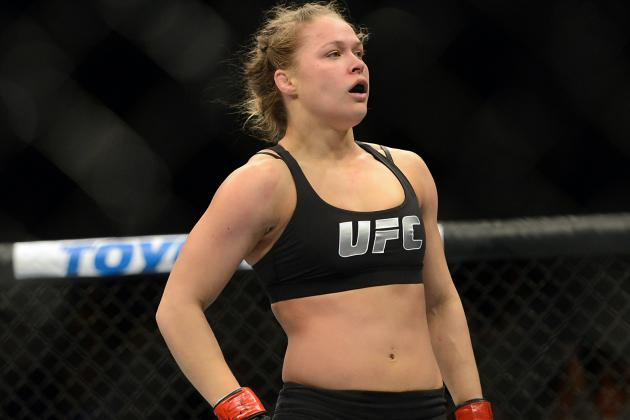 Ronda Rousey Needs Elite Challenger Following KO Victory at UFC 170