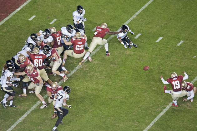 Should College Football Consider Eliminating PAT?