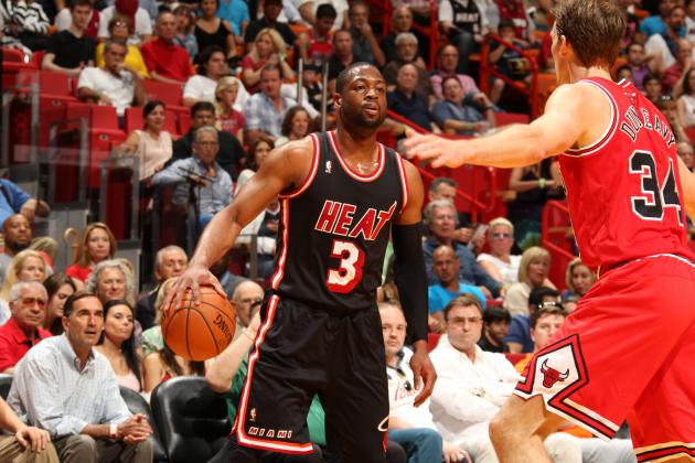 The Decline of Dwyane Wade Is Being Greatly Exaggerated