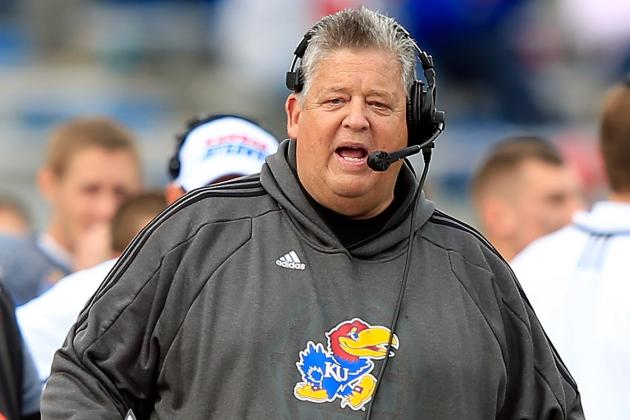 Bernie Parmalee Added to KU Football Staff