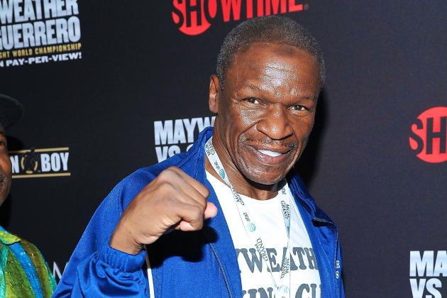 Floyd Mayweather Sr. Wants to Box Robert Guerrero's Father in the Ring