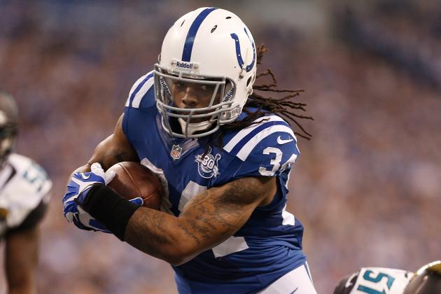 Colts Insist Trent Richardson Was Worth a First-Round Pick