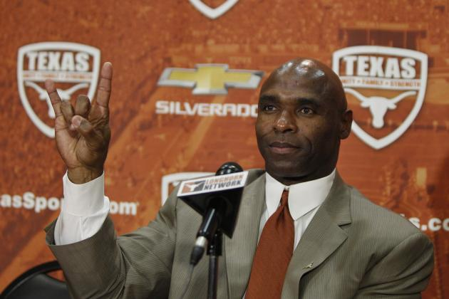 If Texas' Junior Day a Sign of Things to Come, Charlie Strong Will Be Just Fine