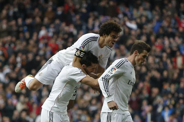 Back on Top, Real Madrid Look Like Favourites for the La Liga Title