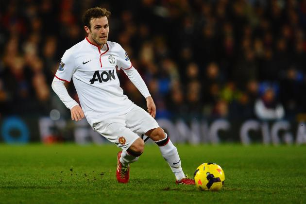 Why Juan Mata Should Be Allowed to Play for Man United in Champions League